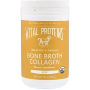Vital Proteins, Bone Broth Collagen, Beef, 10 oz 285 g