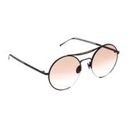 Sunday Somewhere Round Sunglasses for Unisex - Rose Gold, 151 ROSFF-Casual