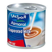 Low Fat Evaporated Milk - 170G
