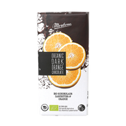 Organic Orange Chocolate - 100G