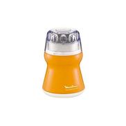 Moulinex Coffee Grinder 180W 220V- AR110O27, Orange, Plastic - Orange AR110O27 AR1100