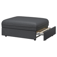 VALLENTUNA Sofa-bed module