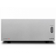 0 Audiolab M-PWR Stereo Power Amplifier - Silver