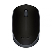 Logitech M171 Optical Wireless Mouse - Black