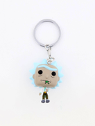 Funko Pop Keychain Rick & Morty