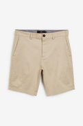 Light Stone Straight Fit Stretch Chino Shorts